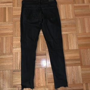 Ag Adriano Goldschmied Jeans - AG the middi ankle high rise legging jeans, 24